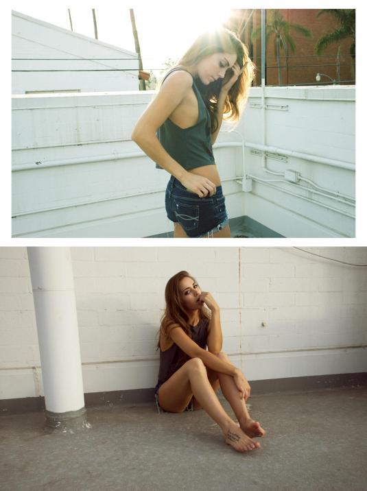Christina Meissner photographed by Rodney Alan