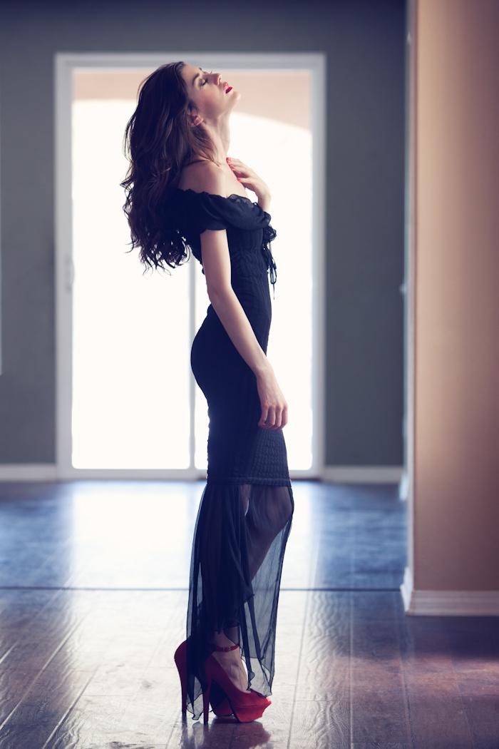 Whitney Ellison photographed by Rodney Alan