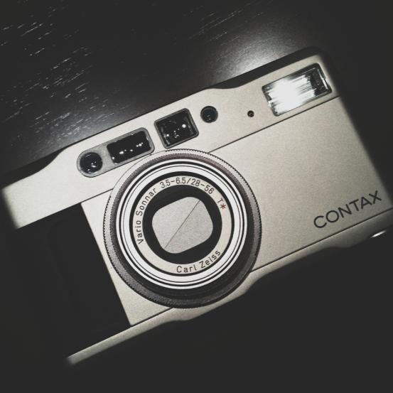 Contax TVS II