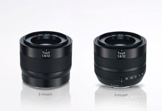 Zeiss Touit 32 1.8