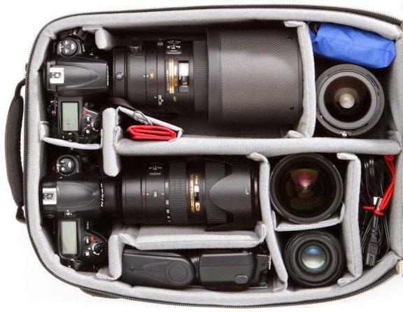 Think Tank Photo Airport Commuter Backpack_Nikon Rodney Alan